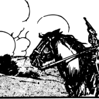 Sir Joe: Zwischen Sergio Leone und Bram Stoker (Rezension)