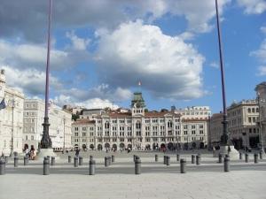 Piazza dell Unita d'Italia