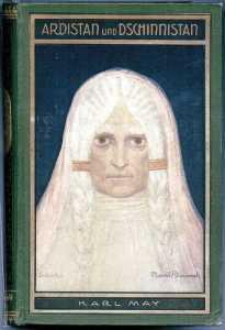 """Ausgabe mit dem Titelbild der """"Marah Durimeh"""" von Sascha Schneider"""