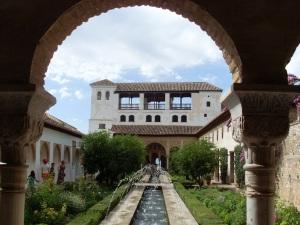 Generalife-Palast