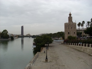 Torre del Oro am R¡o Guadalquivir