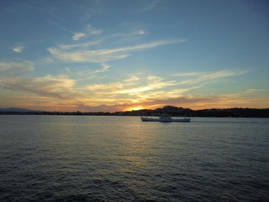 03 Milazzo bei Sonnenuntergang