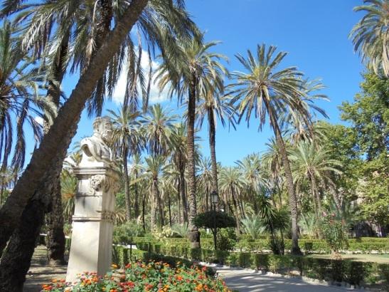 03 Park Villa Bonanno in Palermo