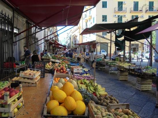 03 Straсenmarkt von Palermo